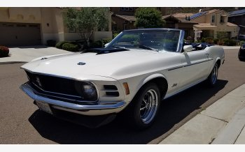 1970 Ford Mustang Convertible for sale 101007639