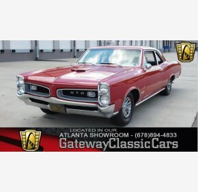1966 Pontiac GTO for sale 101007776