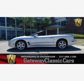 2002 Pontiac Firebird Trans Am Convertible for sale 101008862