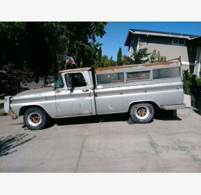 1963 Chevrolet C/K Truck for sale 101009133