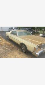 1977 Mercury Grand Marquis for sale 101011881