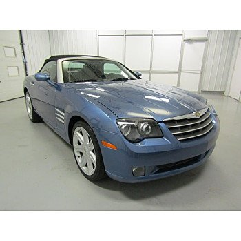 2006 Chrysler Crossfire Limited Convertible for sale 101012950