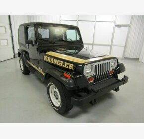 1987 Jeep Wrangler 4WD for sale 101013011