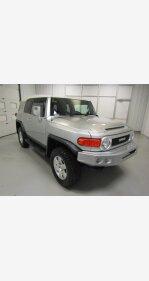 2007 Toyota FJ Cruiser 4WD for sale 101013091