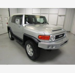 2007 Toyota FJ Cruiser 4WD for sale 101013091