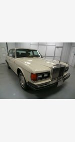 1985 Rolls-Royce Silver Spirit for sale 101013098