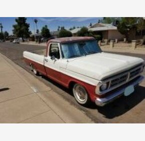 1972 Ford F100 for sale 101014337