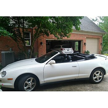 1998 Toyota Celica GT Convertible for sale 101014640