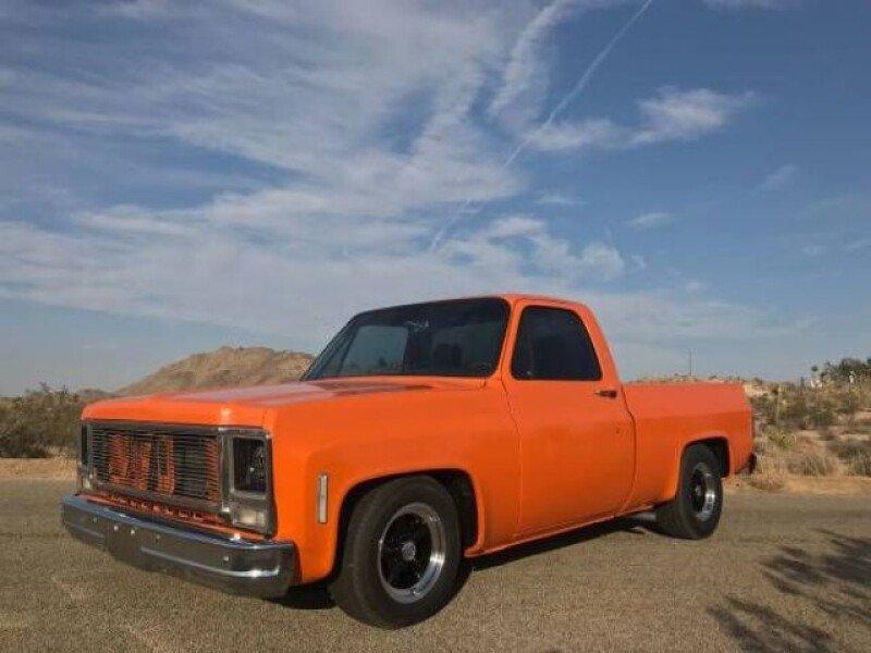 1975 Chevrolet C K Truck Classics For Sale Classics On Autotrader