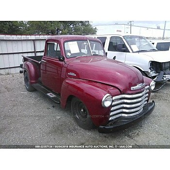 1953 Chevrolet Other Chevrolet Models for sale 101015063