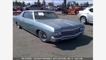 1970 Chevrolet Impala for sale 101015313