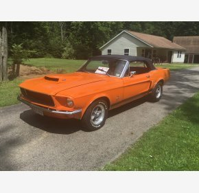 1967 Ford Mustang Convertible for sale 101016630