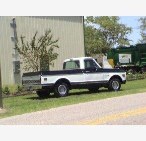 1972 Chevrolet C/K Truck Cheyenne for sale 101017467