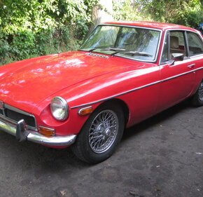 1974 MG MGB for sale 101018063