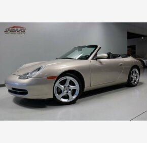 2000 Porsche 911 Cabriolet for sale 101018131