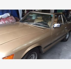 1982 Mercedes-Benz 380SL for sale 101018143