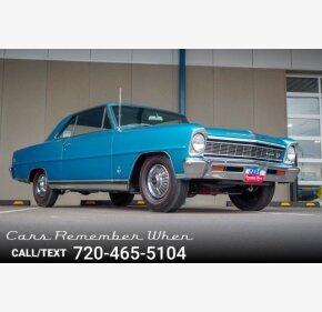 1966 Chevrolet Nova for sale 101018881