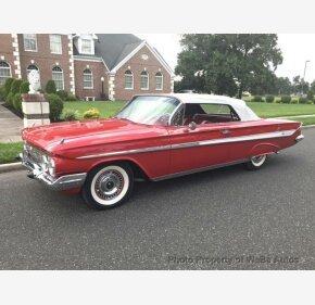 1961 Chevrolet Impala for sale 101018889