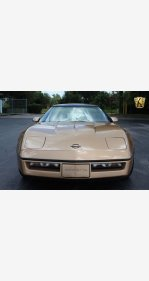 1985 Chevrolet Corvette Coupe for sale 101019219