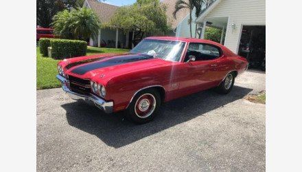 1970 Chevrolet Chevelle SS for sale 101019307