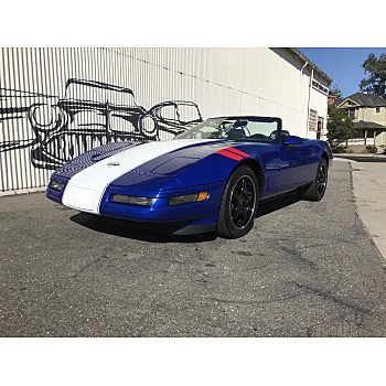 1996 Chevrolet Corvette Convertible for sale 101019491