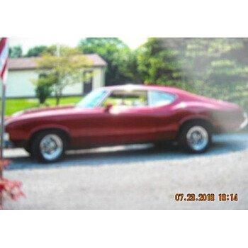1972 Oldsmobile Cutlass for sale 101021892
