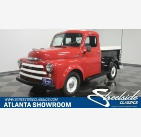 1950 Dodge B Series for sale 101021962