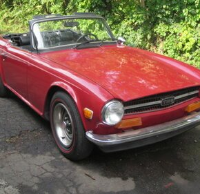 1973 Triumph TR6 for sale 101022922