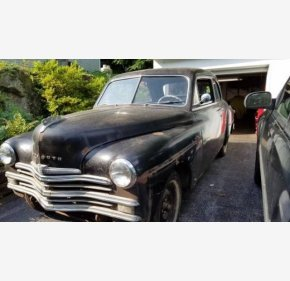 1949 Plymouth Other Plymouth Models for sale 101022982