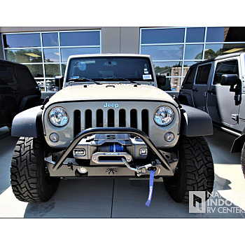 2018 Jeep Wrangler JK 4WD Unlimited Sport for sale 101023453