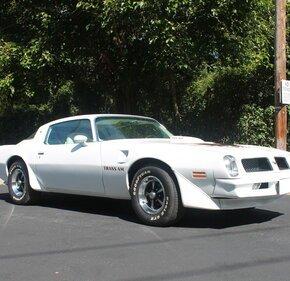 1976 Pontiac Trans Am for sale 101023963