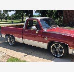 1983 Chevrolet C/K Truck for sale 101024607