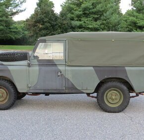 1973 Land Rover Series III for sale 101025281