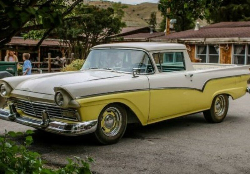 1957 Ford Ranchero Classics for Sale - Classics on Autotrader