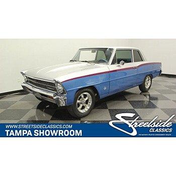 1967 Chevrolet Nova for sale 101026632