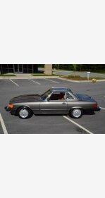 1988 Mercedes-Benz 560SL for sale 101027213
