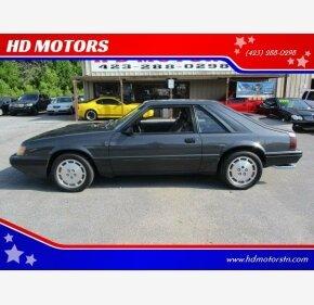 1984 Ford Mustang SVO Hatchback for sale 101028251