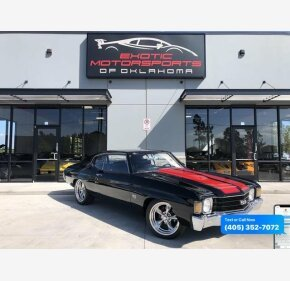 1972 Chevrolet Chevelle for sale 101028288