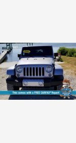 2016 Jeep Wrangler 4WD Unlimited Sahara for sale 101028352