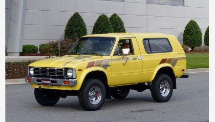 1981 Toyota Pickup 4x4 Regular Cab Deluxe for sale 101029035