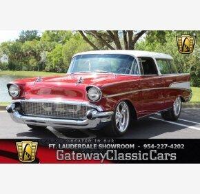1957 Chevrolet Nomad for sale 101030110