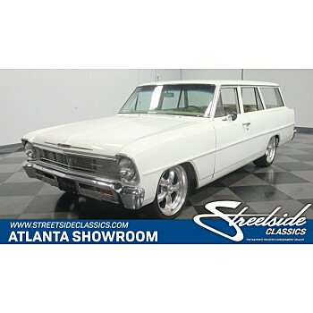 1966 Chevrolet Nova for sale 101030536