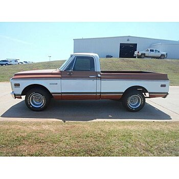 1972 Chevrolet C/K Truck for sale 101031354
