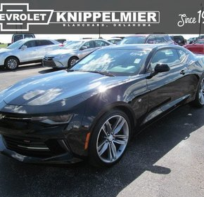 2018 Chevrolet Camaro LT Coupe for sale 101031372