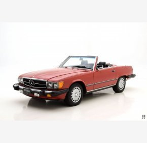 1987 Mercedes-Benz 560SL for sale 101032259