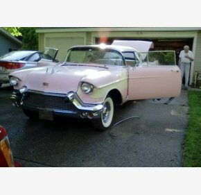 1957 Cadillac De Ville for sale 101033620