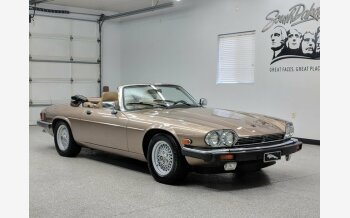 1989 Jaguar XJS V12 Convertible for sale 101033908