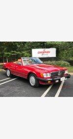 1987 Mercedes-Benz 560SL for sale 101034114