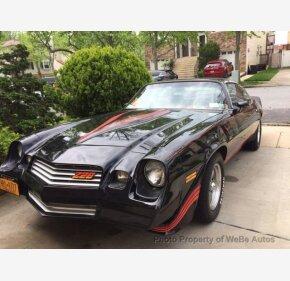 1980 Chevrolet Camaro for sale 101034819
