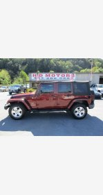 2008 Jeep Wrangler 4WD Unlimited Sahara for sale 101036118